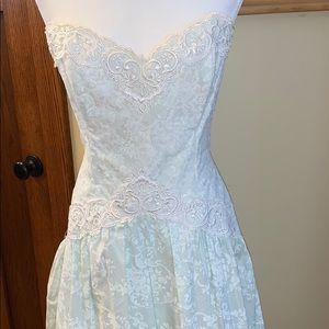 Vintage Scott McClintock formal dress size 14